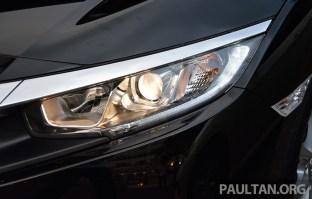 Honda Civic Thai Review 28
