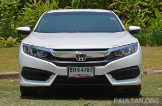 Honda Civic Thai Review 46