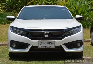 Honda Civic Thai Review 47