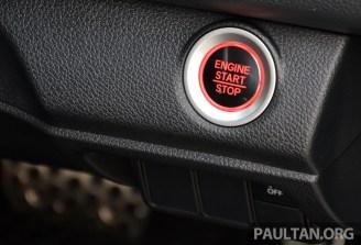 Honda Civic Thai Review 76