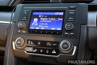 Honda Civic Thai Review 83