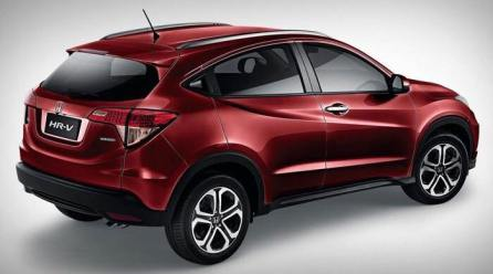 honda hr v in malaysia updated with 17 inch wheels new dark ruby red pearl body colour rm672 hike. Black Bedroom Furniture Sets. Home Design Ideas