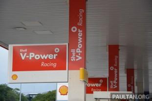 Shell V-Power branding campaign-3
