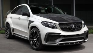 TopCar Mercedes-Benz GLE Coupe Inferno 29
