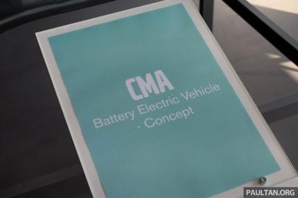 Volvo CMA platform 6