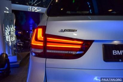 2016 BMW X5 xDrive40e ext 10