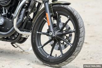 2016 Harley Davidson Iron 883 WM -15