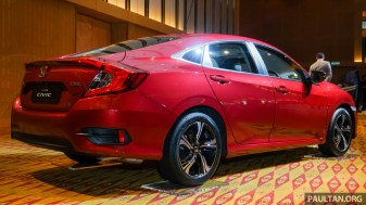 2016 Honda Civic 1.5T 2