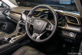 2016 Honda Civic 1.5T Premium 16
