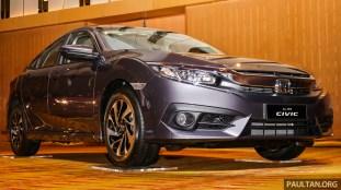 2016 Honda Civic 1.8 1