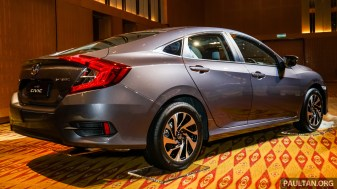 2016 Honda Civic 1.8 2