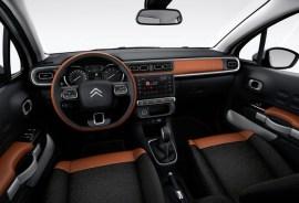 2017 Citroen C3 leaked 5