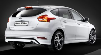 Ford Focus ST Line 1