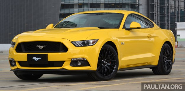 Ford Mustang 2019 Price In Malaysia October Promotions
