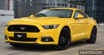 Ford Mustang 5.0 GT V8 MY-7