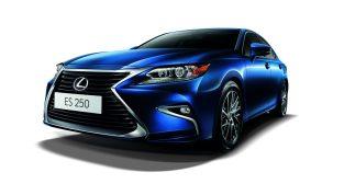 Lexus ES_BlueMica