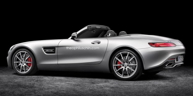 TheophilusChin AMG GT roadster 1