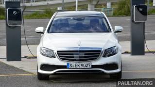 W213 Mercedes-Benz E350e PHEV Lisbon-1