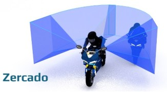 Zercado smart motorcycle mirror - 9