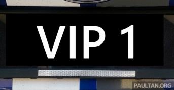 vip plate wm