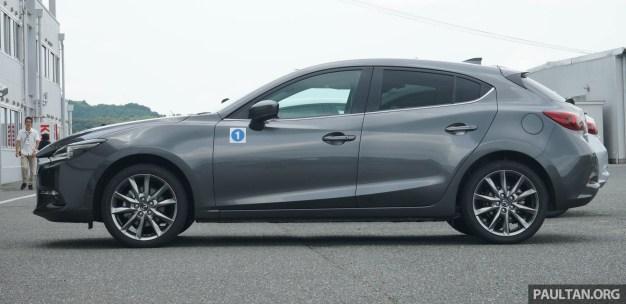 2016 Mazda 3 FL 7