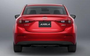 2016 Mazda 3 facelift Axela 23