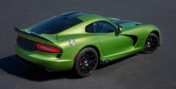 2017 Dodge Viper Snakeskin Edition GTC