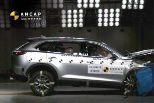 Mazda CX-9 ANCAP 2