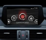 Mazda6 MZD Connect Touchscreen