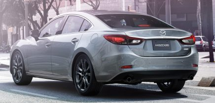 Mazda6 Style Shot 4