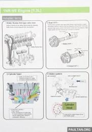 Perodua Bezza engines 16