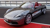 Porsche 718 Boxster preview 2