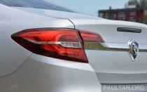 Proton Perdana Test Drive 21