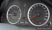 Proton Perdana Test Drive 46