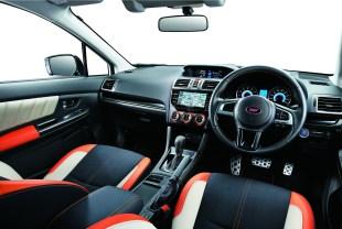 Subaru XV Hybrid tS 2-1