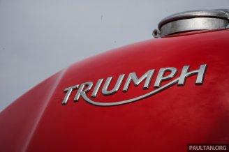 Triumph Thruxton R 6