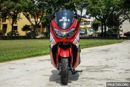 Yamaha NMax 30