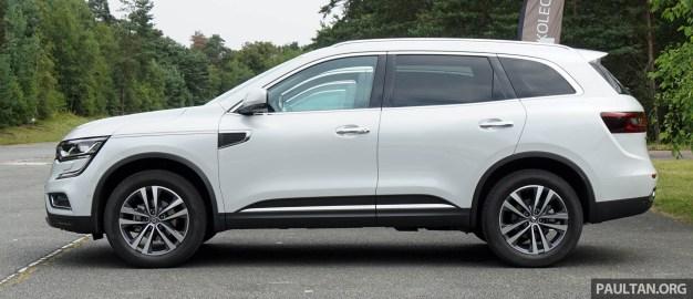 2016 Renault Koleos review 8