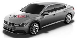 2017 VW CC leaked 1
