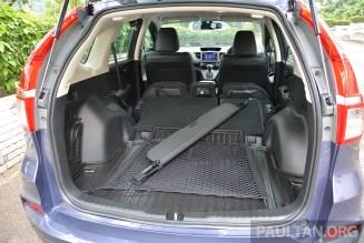 Honda CR-V Facelift Review 58