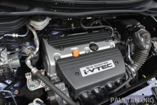 Honda CR-V Facelift Review 59