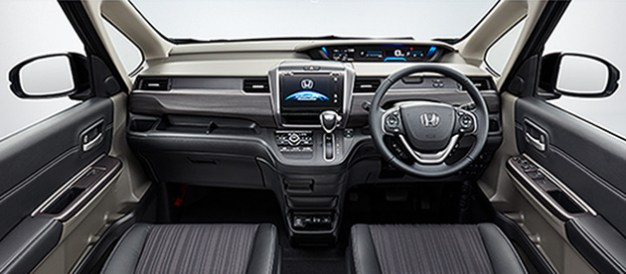 Honda Freed details interior_pic01