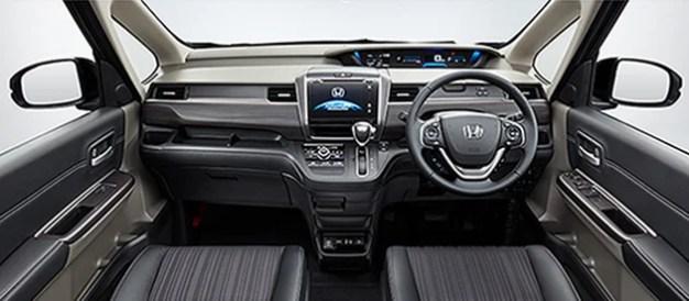 Honda Freed details interior_pic01