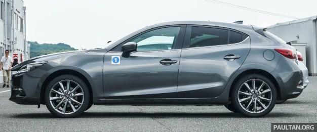 Mazda 3 Facelift 12