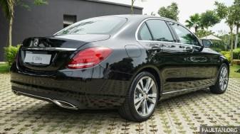 Mercedes-Benz C 350 e 3