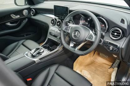 Mercedes-Benz GLC 250 4Matic AMG Line 17