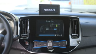 Nissan unveils worldÕs first Solid-Oxide Fuel Cell vehicle