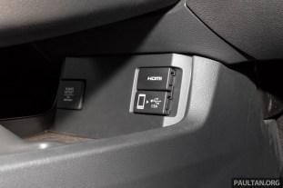 Honda Civic review-int 17