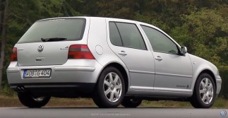 golf-mk4-rear