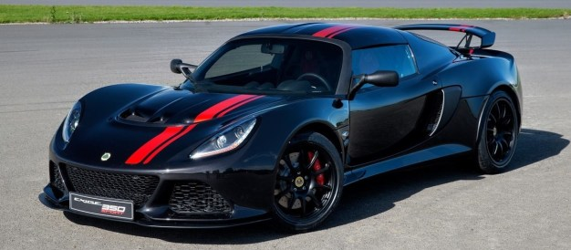 Geely Plans To Take Over Lotus From Proton Report